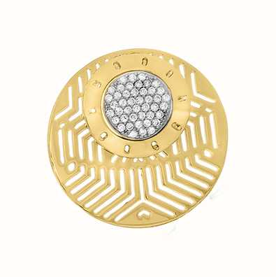 MY iMenso Fantasy Insignia 33mm (925/Gold-Plated) 33-0235