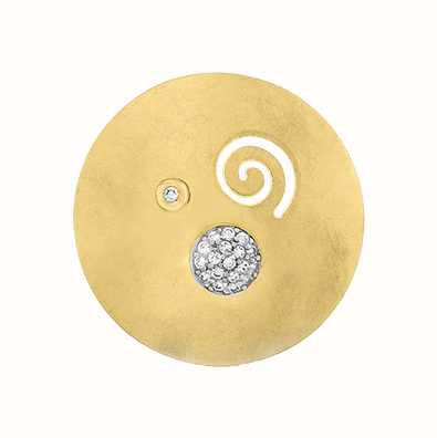 MY iMenso Fantasy Insignia 33mm (925/Gold-Plated) 33-0252