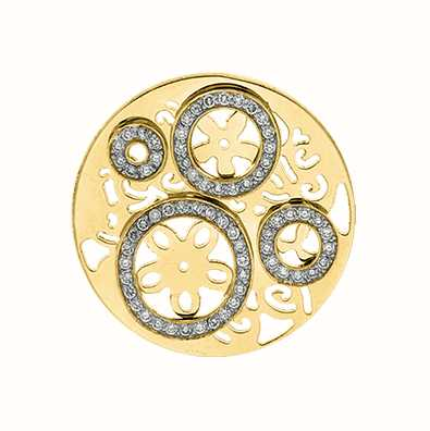 MY iMenso Fantasy Insignia 33mm (925/Gold-Plated) 33-0255