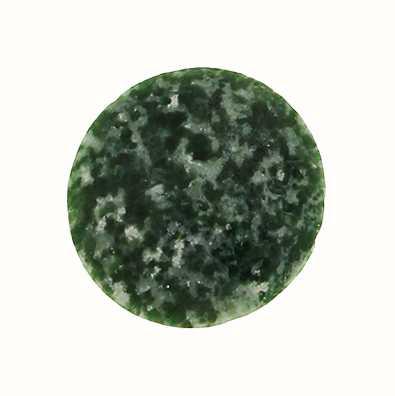 MY iMenso Tree Jasper Insigne Natural Stone 33mm 33-0934
