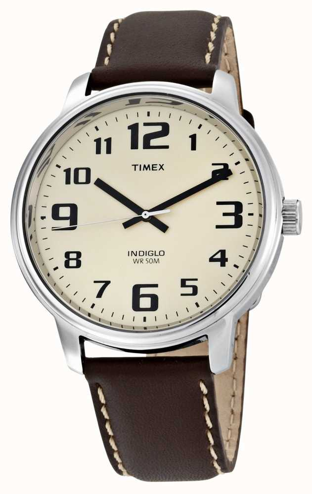 timex easy reader watch battery replacement