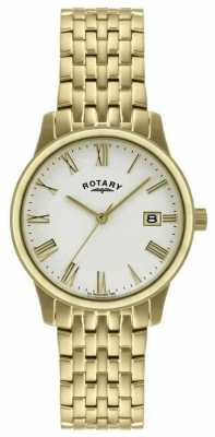 Rotary Mens Gold Tone  Watch GB00794/32
