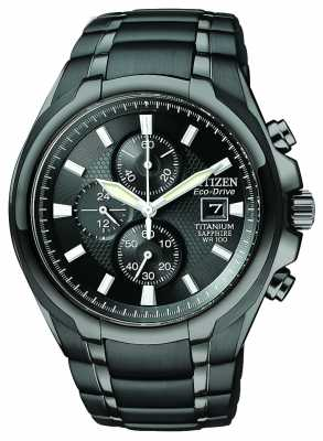 Citizen Men's Eco Drive Titanium CA0265-59E