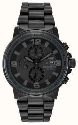 Citizen Mens Eco-Drive Nighthawk CA0295-58E
