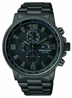 Citizen Men's Eco-Drive Nighthawk CA0295-58E