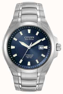 Citizen Mens Titanium BM7170-53L
