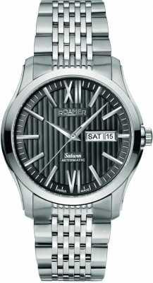 Roamer Mens Stainless Steel Bracelet Watch 941637415390