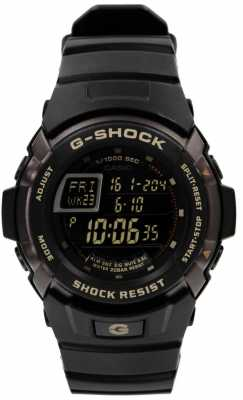 Casio Men's G-Shock Black Chronograph G-7710-1ER