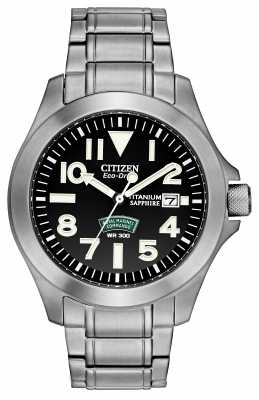Citizen Royal Marines Commando BN0110-57E