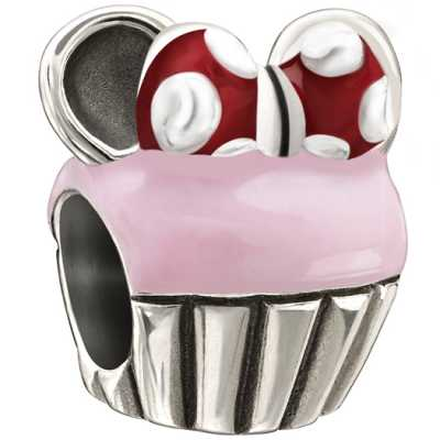 Chamilia Minnie Mouse-Cupcake 2020-0677