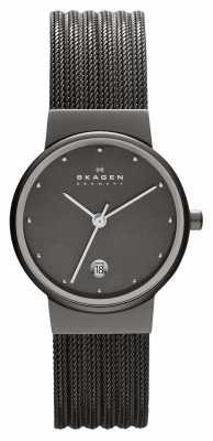 Skagen Womens Steel Mesh Bracelet Watch 355SMM1