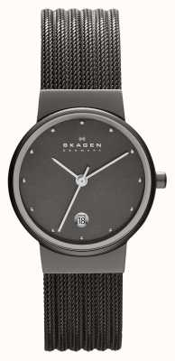 Skagen Womens Steel Mesh Bracelet Watch 355SMM1