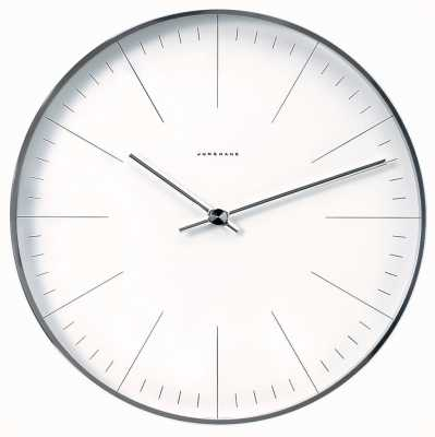Junghans max bill 30cm Wall Clock Quartz 367/6046.00