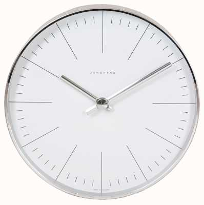 Junghans max bill 22cm Wall Clock Quartz 367/6049.00