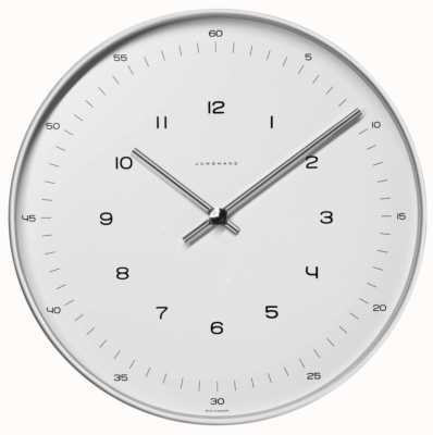 Junghans max bill 30cm Wall Clock Quartz 367/6047.00