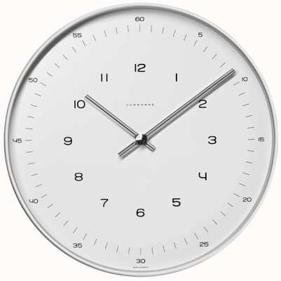 Junghans max bill 22cm Wall Clock Quartz 367/6048.00