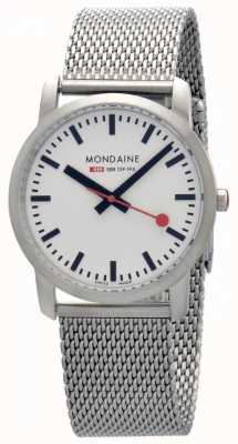 Mondaine Ladies Simply Elegant Stainless Steel Watch A400.30351.16SBM