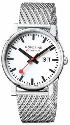 Mondaine Big Size A627.30303.11SBM