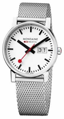 Mondaine Womens Big Date A669.30305.11SBM