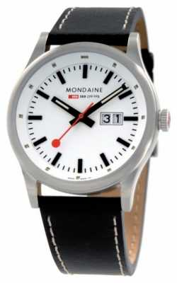 Mondaine Night Vision Big Date A669.30308.16SBB