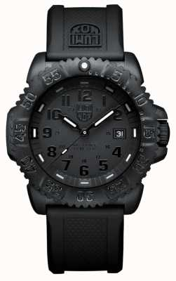 Luminox Men's Navy SEAL Colormark 3050 Black Ex-Display XS.3051.BO.1EX-DISPLAY