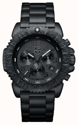 Luminox Navy SEAL Colormark Chronograph Black XS.3182.BO
