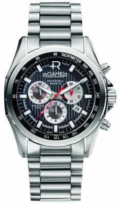 Roamer Gent's Rockshell Mark III Chronograph Watch 220837415520