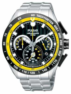 Pulsar Gent's Chronograph Watch PU2011X1