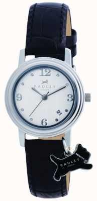 Radley Darlington Black Leather Strap Watch RY2007