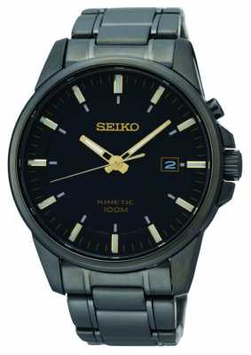 Seiko Mens Kinetic Watch SKA531P1