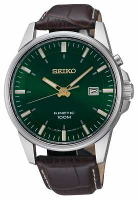 Seiko Mens Kinetic Watch SKA533P1