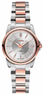 Roamer Womens Stainless Steel Watch 730844491470