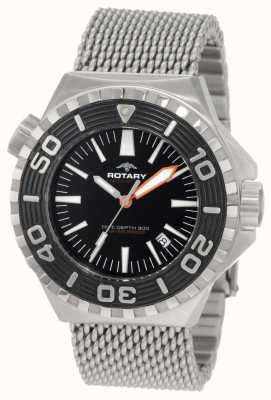 Rotary Mens Aquaspeed Sports Watch AGB90045/W/KIT