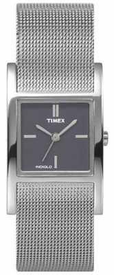 Timex Womens' Indiglo Mesh Strap Watch T2J911