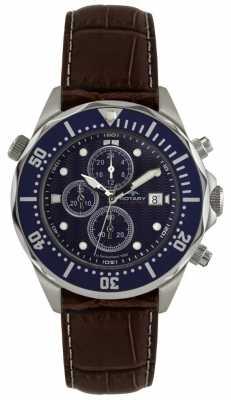 Rotary Gent's Aquaspeed Chronograph Watch AGS00070/C/05