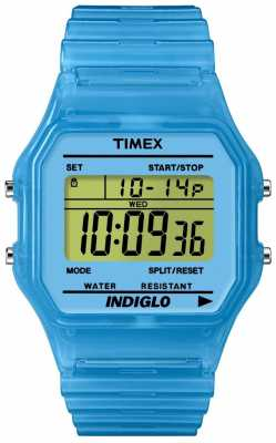 Timex Unisex Classic Digital Chronograph Watch T2N804