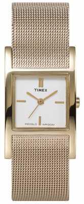 Timex Womens' Indiglo Mesh Strap Watch T2J921