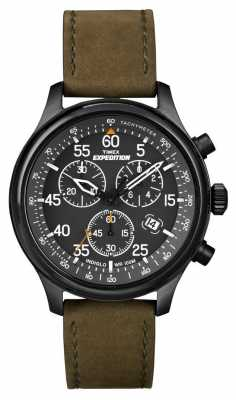 Timex Gent's Expedition Field Chronograph Watch T49938