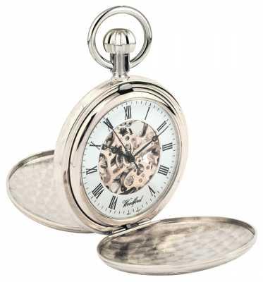 Woodford Full Hunter Skeleton Watch 1062
