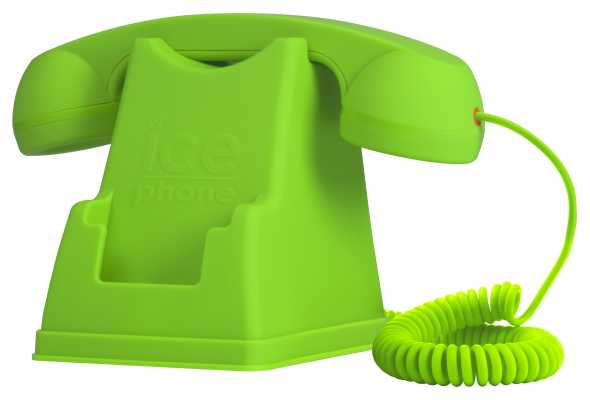 Ice-Watch Retro Green Mobile Phone Handset Station IPF.GN