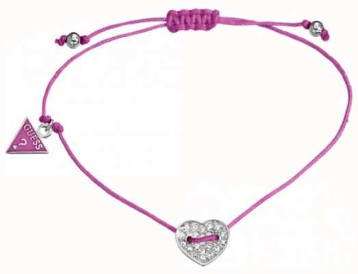 Guess Womens String Me Along Bracelet UBB11332