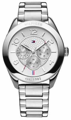 Tommy Hilfiger Womens' Gracie Stainless Steel Watch 1781215