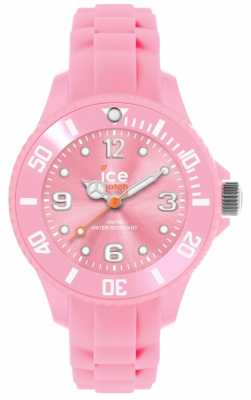 Ice-Watch Children's Forever Silicone Pink SI.PK.M.S