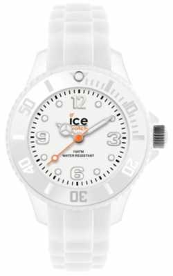 Ice-Watch Children's Forever Silicone White SI.WE.M.S