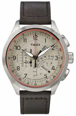 Timex Intelligent Quartz Linear Chronograph Watch T2P275