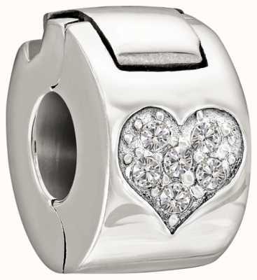 Chamilia Heart Lock 1430-0008