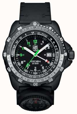 Luminox Mens Recon Nav SPC Black & Green Watch XL.8832.MI
