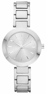 DKNY Womens' Essentials Stainless-Steel Watch NY8831