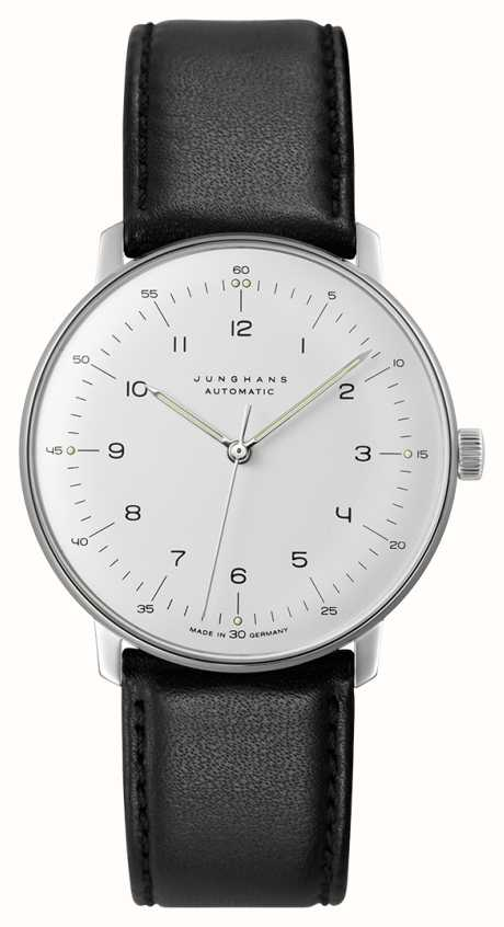 junghans max bill automatic 027 first class watches. Black Bedroom Furniture Sets. Home Design Ideas