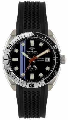 Rotary Men's Automatic Aquaspeed Automatic Watch AGS90080/W/04